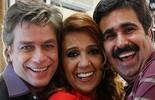 Rita Cadillac brilha na série como Soninha Dinamite (Raphael Dias/Globo)