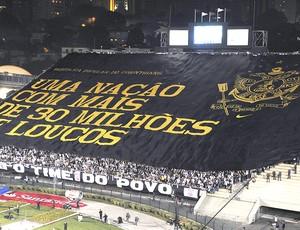 torcida Corinthians final Libertadores (Foto: EFE)