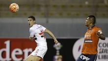 São Paulo x César Vallejo jogam hoje. TV Fronteira transmite partida (reproducao sportv)