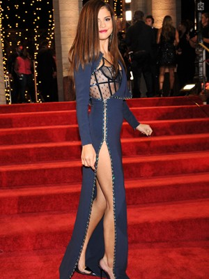Selena Gomez no VMA 2013 (Foto: AP/Scott Gries)