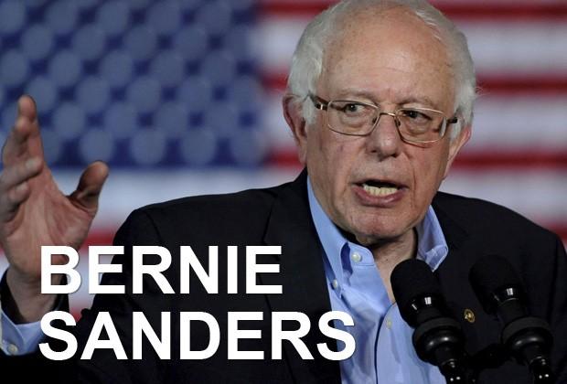 Cartela Bernie Sanders (Foto: Mark Kauzlarich/Reuters)
