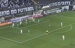 Chapecoense mostra evolução, mas não evita derrota por 1 a 0 para o Santos
