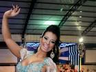 Cinthia Santos entra no lugar de Milena Nogueira na Águia de Ouro