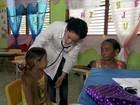 Médicos melhoram as condições de saúde em regiões agrícolas distantes