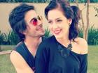 Sophia Abrahão posta foto sentada no colo de Fiuk: 'Love, love, love'