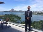 Ministro da Aviação aprova obras de R$ 46 milhões do Santos Dumont, Rio