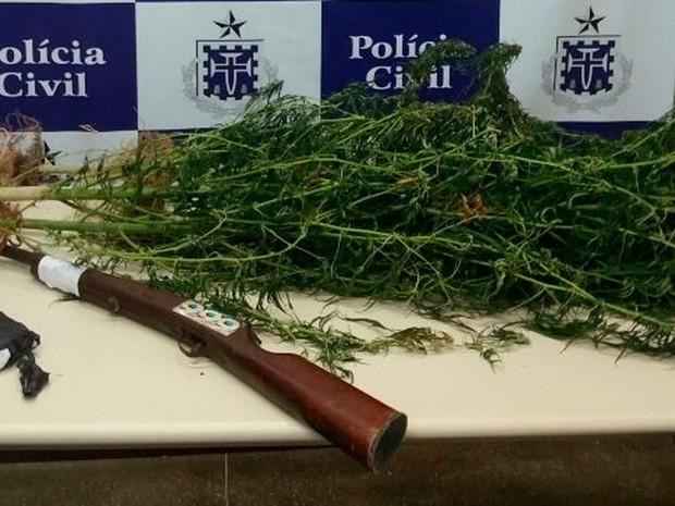 Operação em Rio Real cumpriu dez mandados de busca (Foto: Divulgação/Polícia Civil)