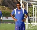 Glaydson chega ao Náutico, treina e amplia lista de volantes do time