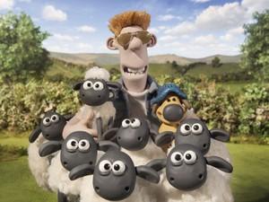 Cena da animação 'Shaun: O carneiro' (Foto: Divulgação)