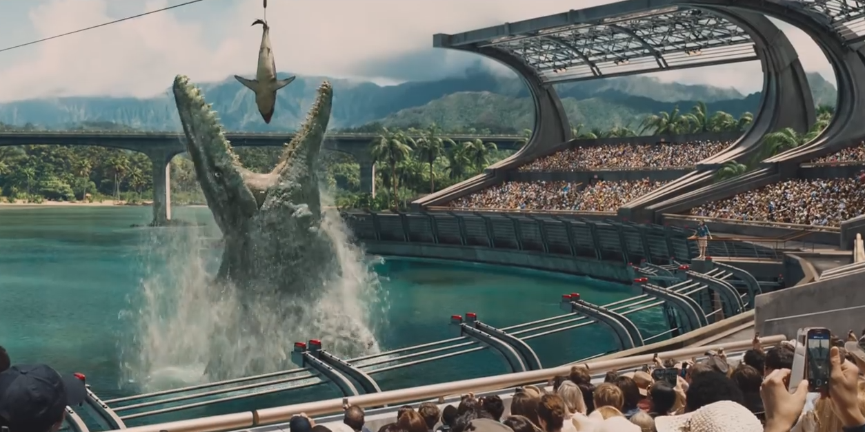 Jurassic World (Foto: Divulgaçao)