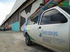 Fiscalização encontra 'gatos' em galpões de escolas de samba no AM