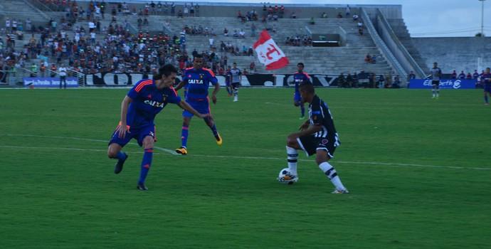 Jó Boy; Botafogo-PB; Sport; Copa do Nordeste;  (Foto: Amauri Aquino / GloboEsporte.com)