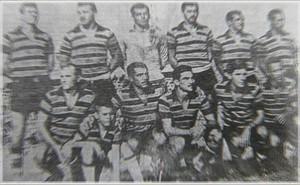 Santa Cruz centenário time de 57 (Foto: Reprodução)