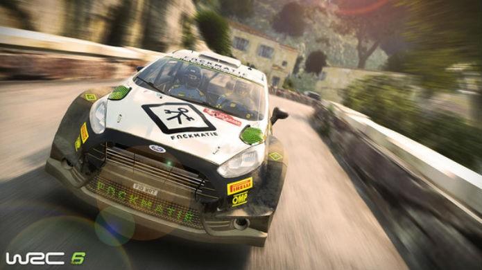 WRC 6 é uma boa opção de simulador de rally (Foto: Divulgação/BigBen)