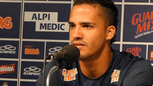 Anselmo Ramon, Cruzeiro (Foto: Marco Antônio Astoni / Globoesporte.com)