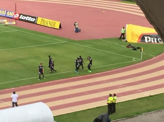 BLOG: Rival do Flu na Sul-Americana vence com direito a gol de novo reforço do São Paulo