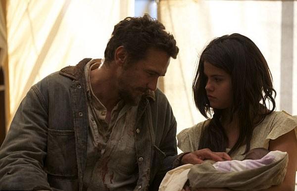 James Franco e Selena Gomez dividem a tela em 'In Dubious Battle' (Foto: divulgação)
