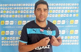 Ivan e Paysandu chegam a acordo, e clube anuncia contratação do goleiro