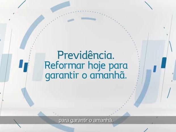 Decisão liminar suspende anúncios do governo federal sobre a reforma da Previdência (Foto: Reprodução)