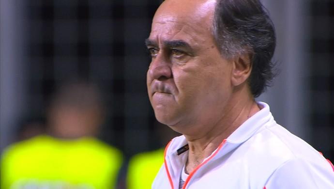 Marcelo Oliveira, técnico do Atlético-MG (Foto: Reprodução / Sportv)
