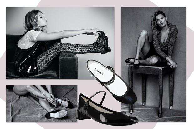 O Mary Jane, da Repetto (Foto: Arte Vogue Online)