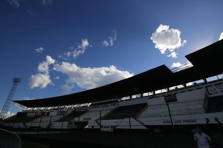 Estádio Palma Travassos (Foto: Cleber Akamine)
