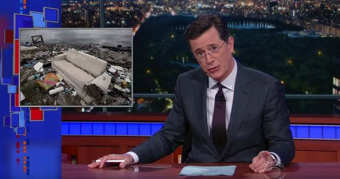 Late Show Olimpíadas (Foto: Reprodução)
