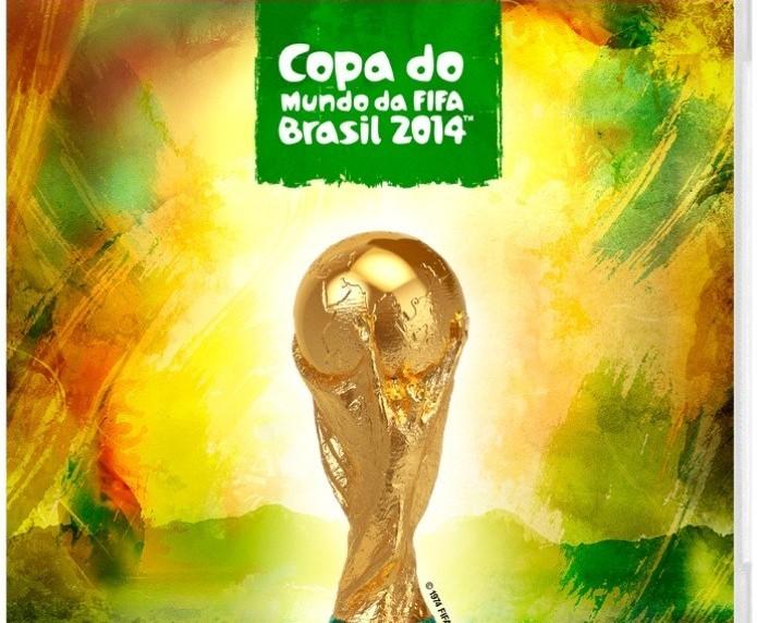 Capa oficial de Copa do Mundo Fifa 2014 (Foto: Divulgação)