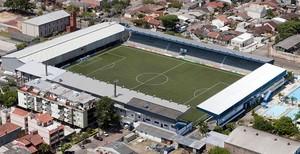 Estádio Passo D'Areia foi modernizado em 2011 (Foto: Divulgação/E.C. São José)