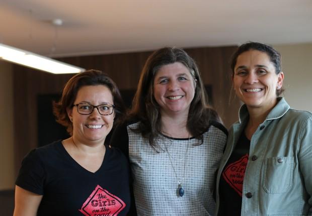 Debora Colombi, a criadora do Genotyping: transformando a experiência científica em um bom negócio (Foto: The Girls on the Road)