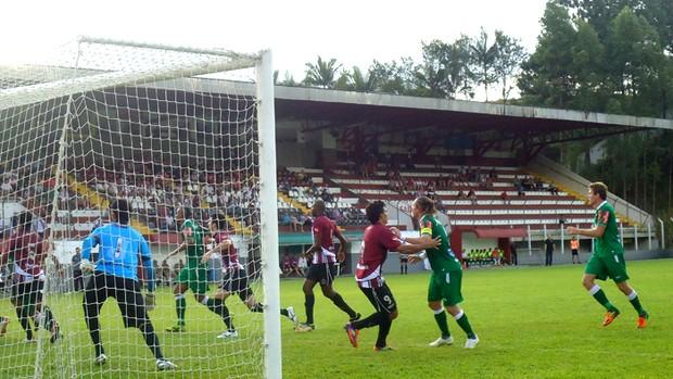 Juventus 2 x 0 Chapecoense (Foto: Aguante Comunicação/Chapecoense)