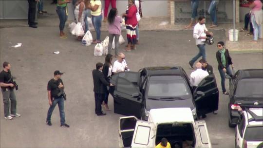 Eike Batista deixa Bangu e vai para prisão domiciliar no Rio