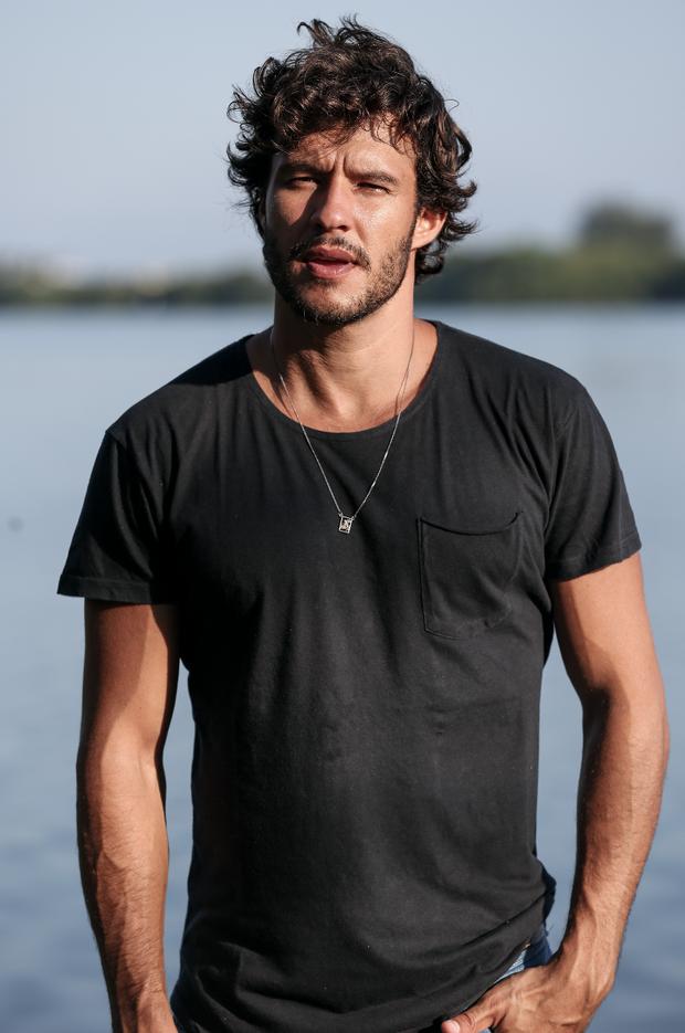 Nando Rodrigues vai estrear no cinema internacional (Foto: Gabriel Félix / Divulgação)