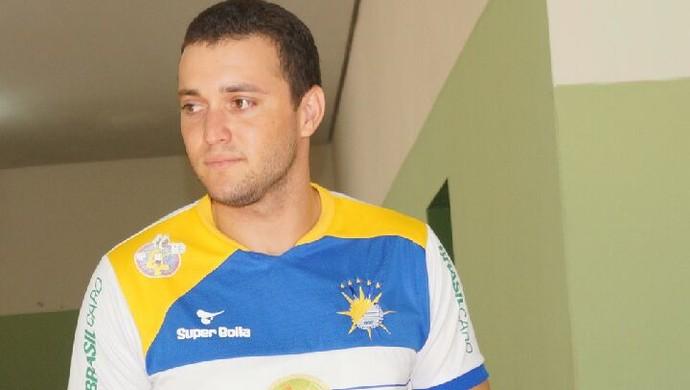 Júlio Morais não vai para Manacapuru porque vai trabalhar (Foto: Arquivo Pessoal)