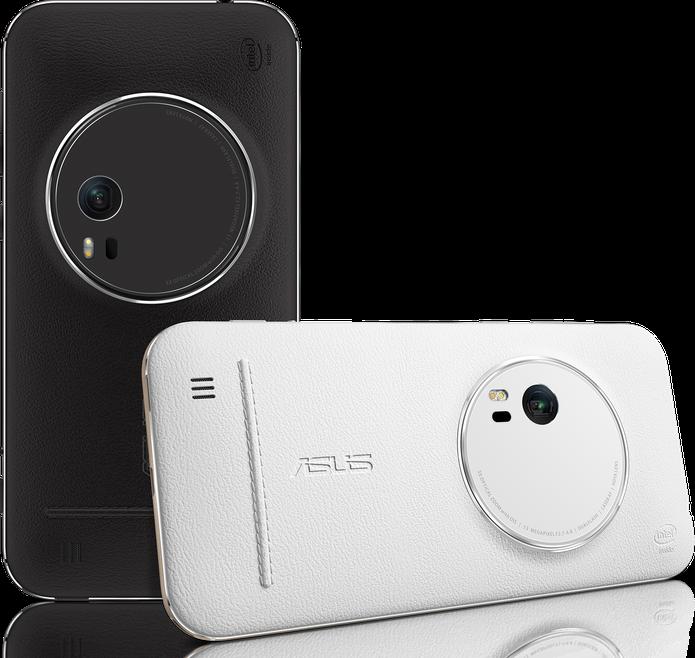 Zenfone Zoom agora tem zoom ótico de 12x e estabilização (Foto: Divulgação / Asus)
