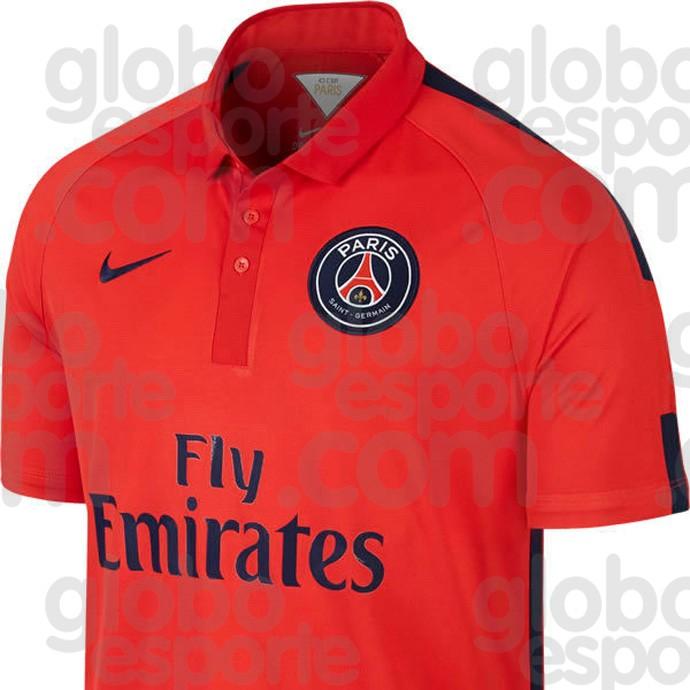 camisa nike paris saint germain 119c0d8c05f52