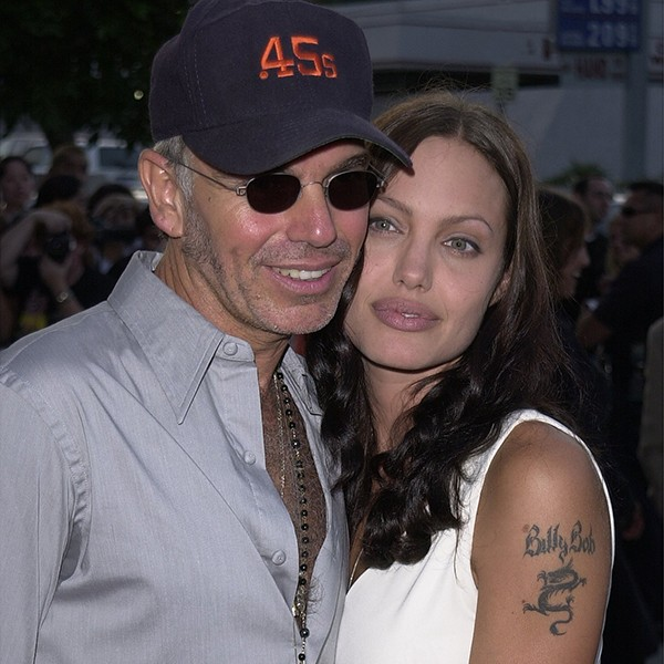 Billy Bob e Angelina Jolie (Foto: Getty Images)
