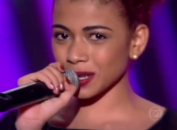 Tori Huang é uma das selecionadas para o The Voice Brasil (Foto: Reprodução / TV Mirante)