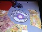 Criminosos são presos após assaltar loja em bairro de Araçatuba, SP