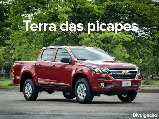 Chevrolet S10 (Foto: Divulgação)