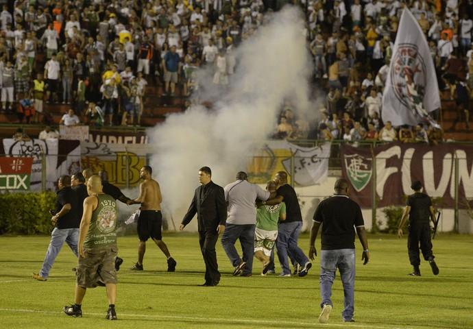 Fluminense - torcida (Foto: André Durão)