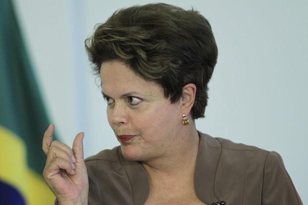 Dilma Rousseff sancionou lei que destina 50% das vagas em universidades federais para estudantes oriundos de escolas públicas (Foto: Ueslei Marcelino/Reuters)