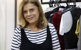 Em cena, Nathalia Timberg homenageia Helena Gastal, figurinista da novela