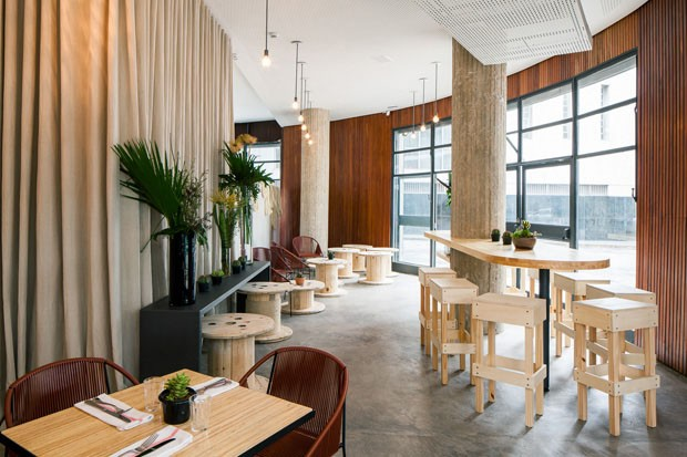 cidade do m xico no cora o de sp casa vogue restaurantes. Black Bedroom Furniture Sets. Home Design Ideas