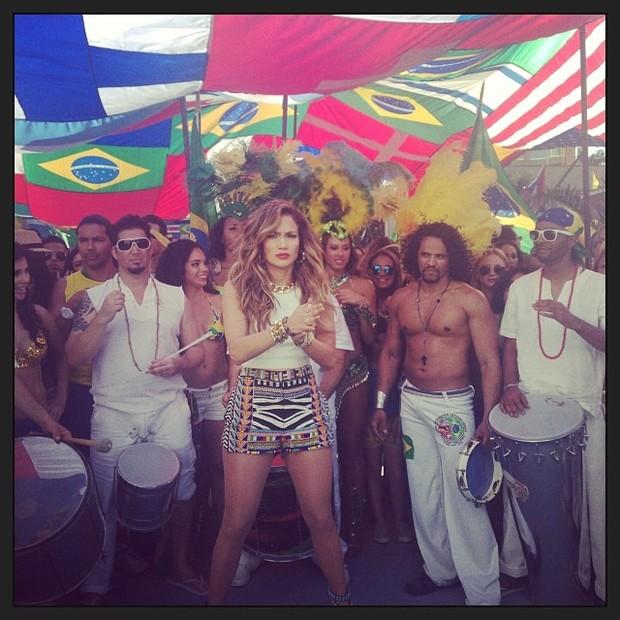 Jennifer Lopez (Foto: Instagram / Reprodução)