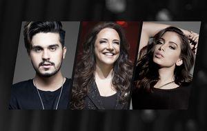 Luan Santana e Ana Carolina cantam com Anitta no Música Boa Ao Vivo da próxima terça (23)