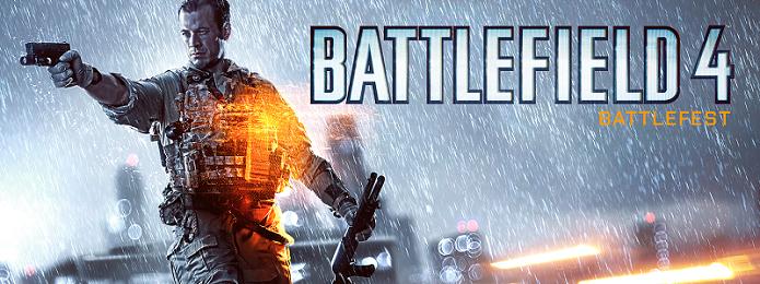 Battlefield 4 terá um mês de comemoração à partir do dia 12. (Foto: Divulgação)