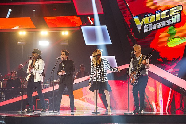 O programa The Voice Brasil não será exibido nesta quinta (2) (Foto: Foto: Renato Rocha Miranda/Globo)