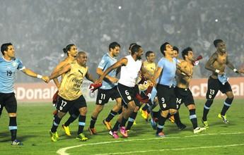 Para Loffredo, Uruguai não poderia ficar fora da Copa: 'Faria muita falta'