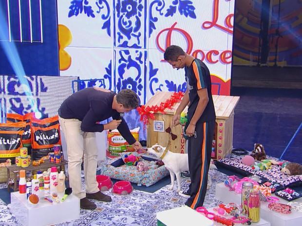 Pituxa ganha 'Lar doce Lar' especial (Foto: Gshow)